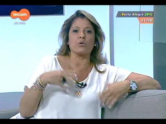 TVCOM Tudo Mais - Chef Juliana Corrêa fala sobre alimentação funcional e receitas nutritivas