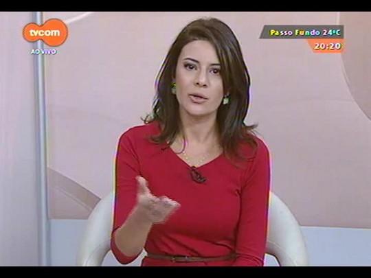 TVCOM 20 Horas - Engenheiro Carlos Alexandre Toniolo faz um balanço das atividades do DAER - 04/12/2014