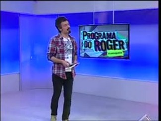 Programa do Roger - Jéf & Donna Duo #tamojunto - Bloco 3 - 14/01/15
