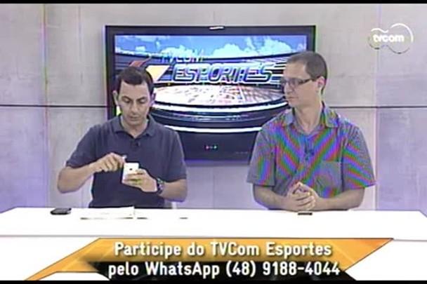 TVCOM Esportes - O tempo do Ivan acabou - 11.02.15