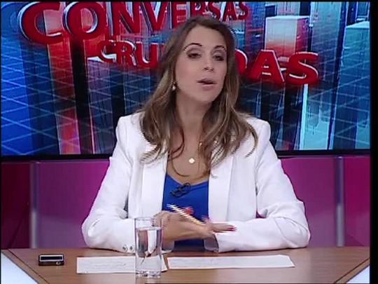 Conversas Cruzadas - Novos nomes do primeiro escalão da capital - Bloco 3 - 19/02/15