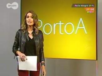 #PortoA - Ecofeira tem primeira edição no centro da cidade - 21/03/2015