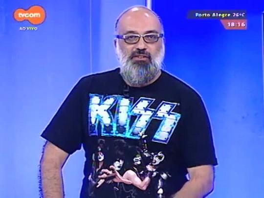 Programa do Roger - Luizinho Santos Quarteto - Bloco 2 - 05/03/15
