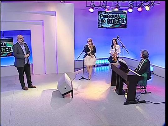 Programa do Roger - Especial José Antônio Rezende de Almeida Prado - Bloco 3 - 15/04/15