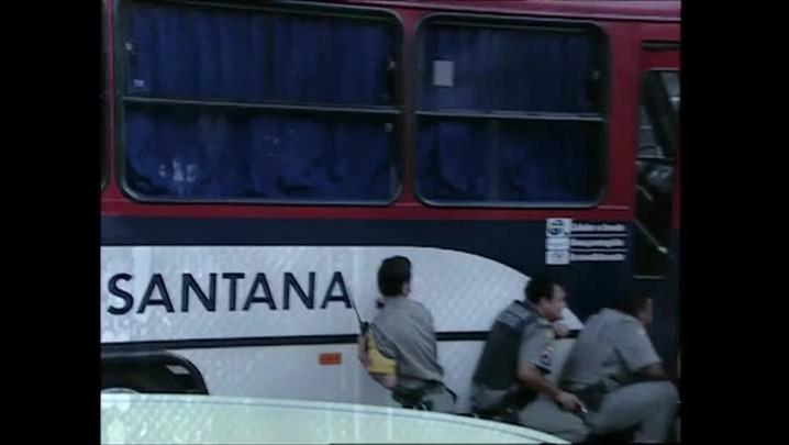 TVCOM 20 Anos - A cobertura do sequestro do lotação em janeiro de 2002