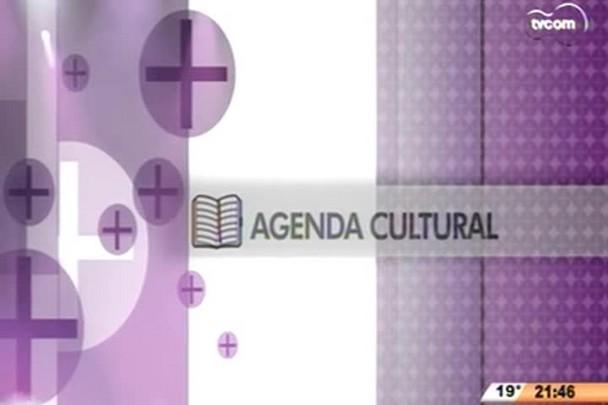 TVCOM Tudo+ - Quadro Agenda Cultural - 07.05.15