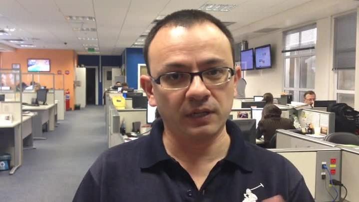 André Silva fala sobre preparação do Grêmio para enfrentar o Santos