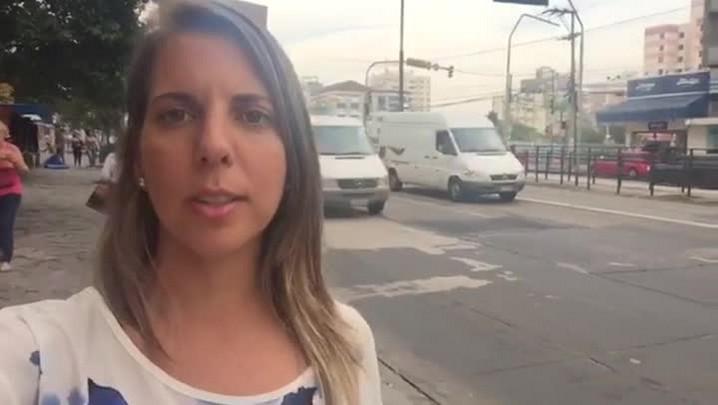 Moradores falam sobre a violência no trânsito na Assis Brasil
