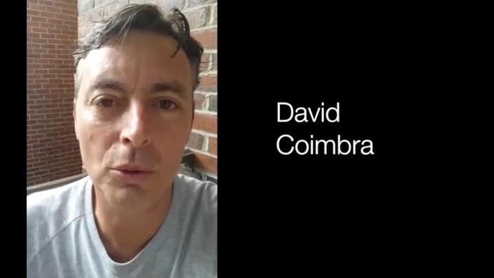 "David Coimbra: \""sou o único condenado no Caso Daudt\"""