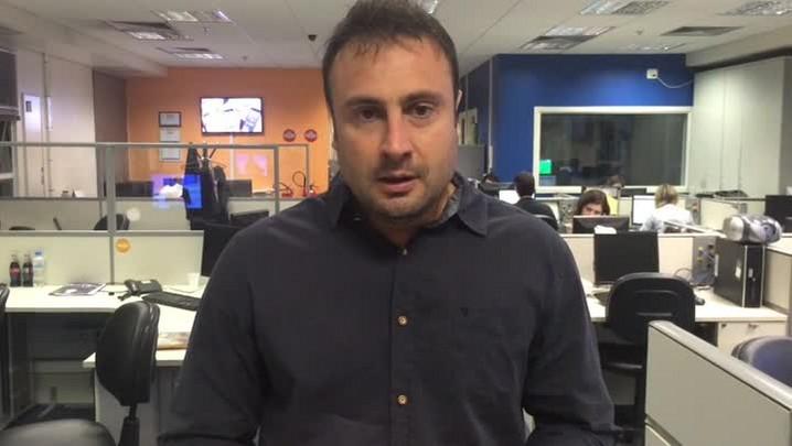 Eduardo Gabardo projeta confronto entre Palmeiras e Inter.