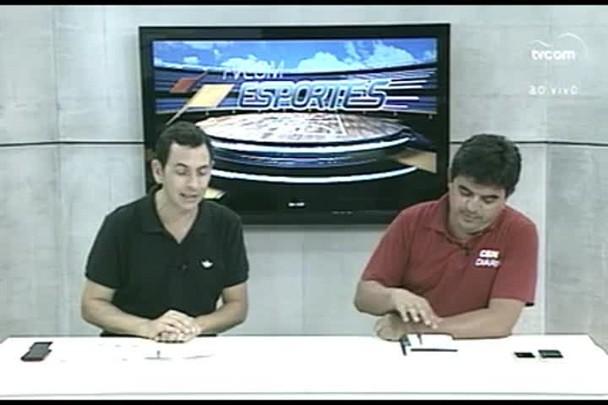 TVCOM Esportes. 1º Bloco. 26.01.16
