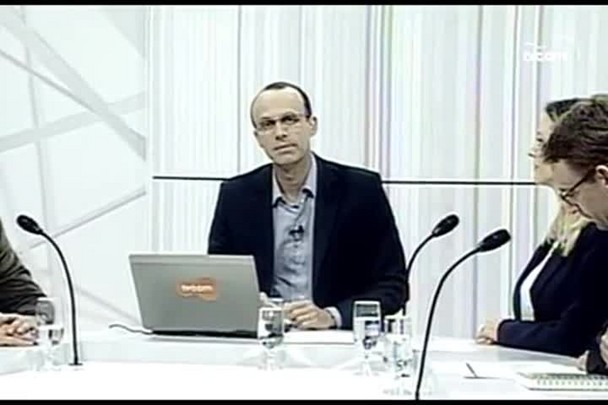 TVCOM Conversas Cruzadas. 2º Bloco. 08.02.16