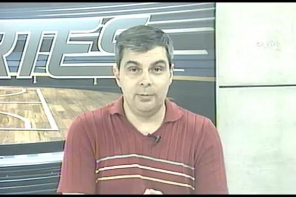 TVCOM Esportes. 4º Bloco. 23.03.16