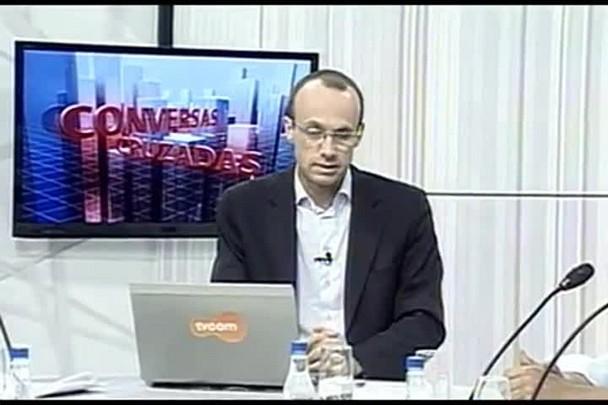TVCOM Conversas Cruzadas. 4º Bloco. 12.04.16