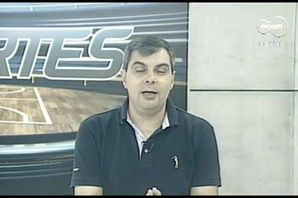 TVCOM Esportes. 3º Bloco. 22.04.16