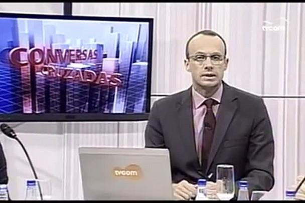 TVCOM Conversas Cruzadas. 3º Bloco 15.06.16
