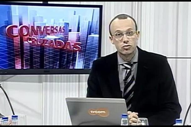 TVCOM Conversas Cruzadas. 3º Bloco. 21.06.16