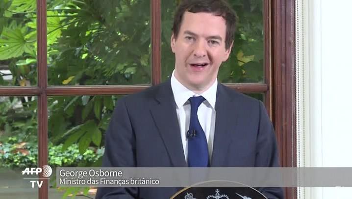 Londres tenta transmitir confiança após referendo