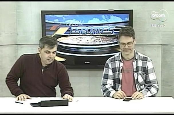 TVCOM Esportes. 4º Bloco. 15.07.16