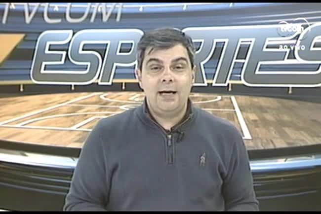 TVCOM Esportes. 4º Bloco. 26.07.16