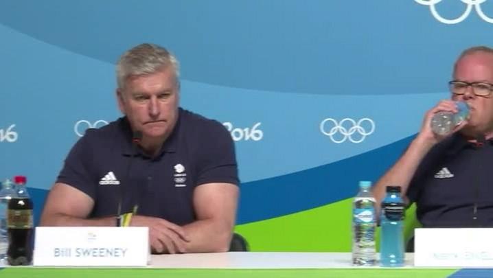 Britânicos contratam encanador para Vila Olímpica