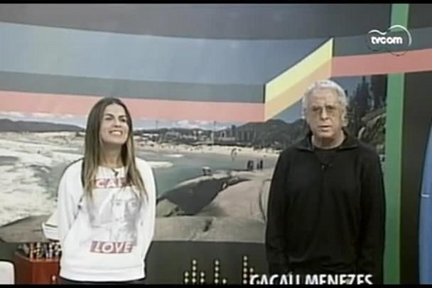 TVCOM De Tudo um Pouco. 1º Bloco. 14.08.16