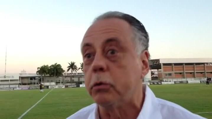 Carvalho explica declaração sobre Seijas