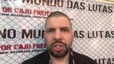Caju Freitas: a vit�ria de Cris Cyborg