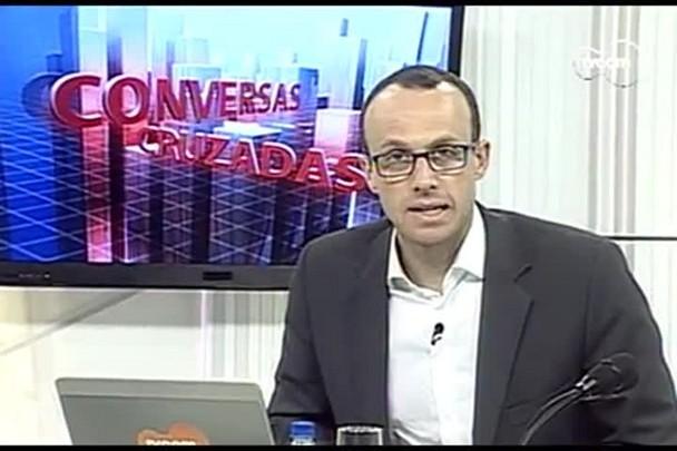 TVCOM Conversas Cruzadas. 3º Bloco. 19.10.16