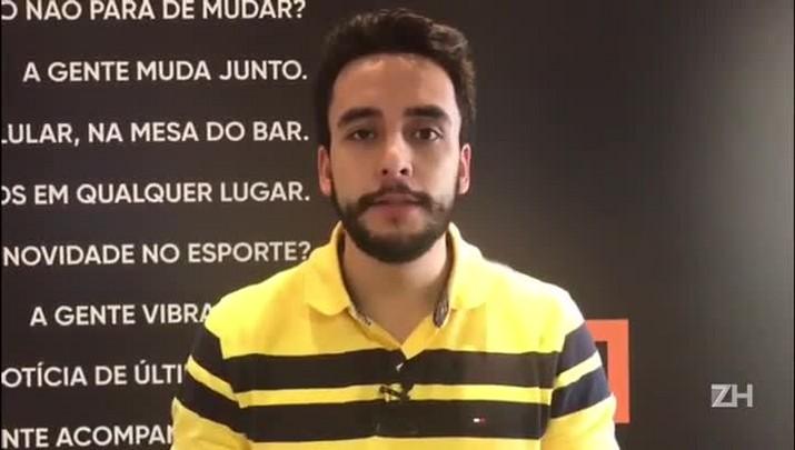 Marcos Bertoncello comenta o histórico de Inter x Criciúma
