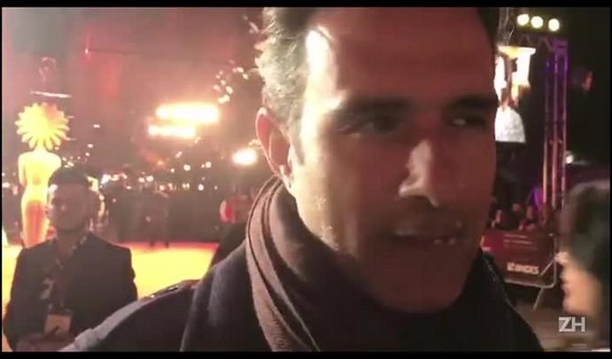 Marcos Pasquim lança curta no Festival de Cinema de Gramado