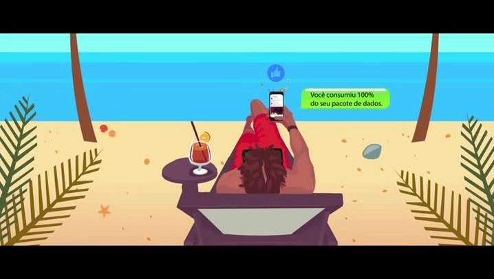 """GaúchaZH Explica: como economizar internet do celular?\"""""""