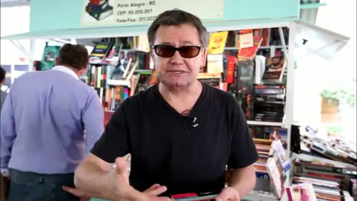 Luiz Zini Pires dá dicas de leitura