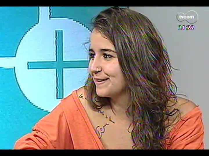TVCOM Tudo Mais - Cantora Ana Muniz