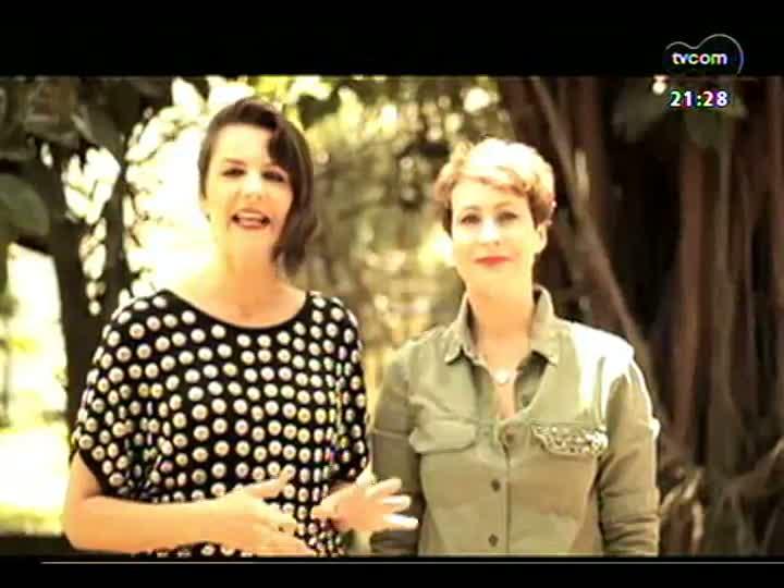 TVCOM Tudo Mais - Filme fashion mostra obra de Samuel Cirnansck