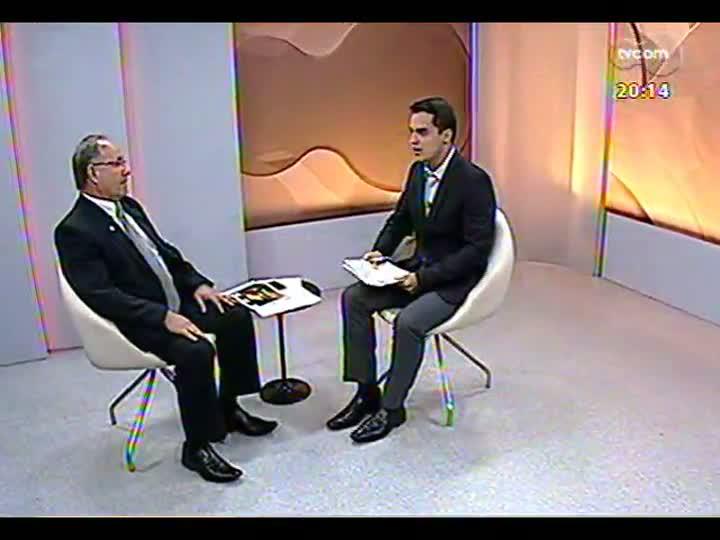 TVCOM 20 Horas - Segurança na Copa 2014 - Bloco 2 - 26/02/2013
