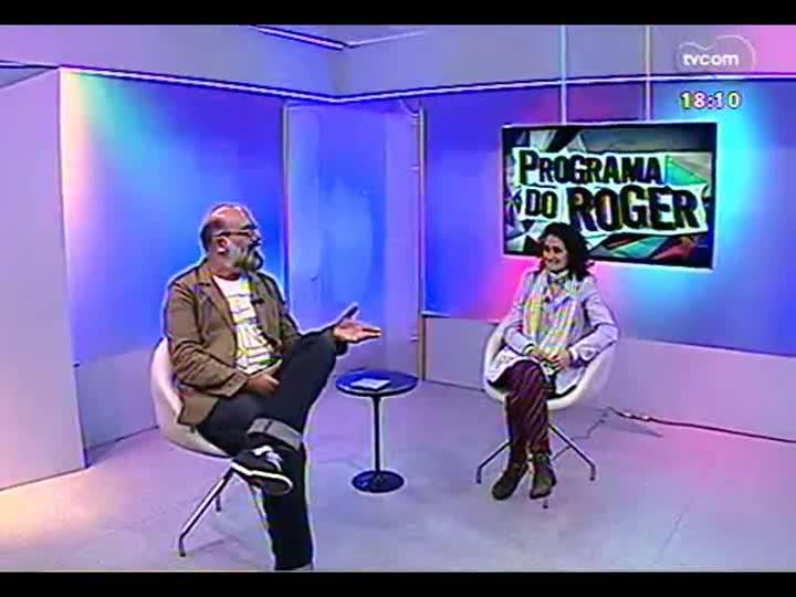 Programa do Roger - Ói nóis aqui traveiz - bloco 3 - 19/03/2013