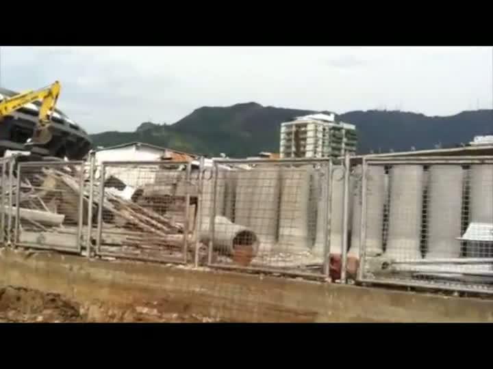 Confira imagens das obras no entorno do Maracanã. 27/05/2013