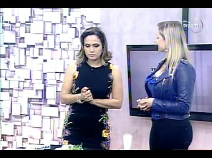 TVCOM Tudo Mais - Diva na Photo e Quadro Saúde e Beleza – 3º Bloco – 20-08-2013