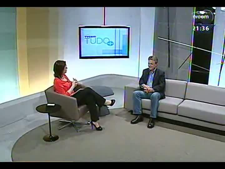 TVCOM Tudo Mais - Coordenador fala sobre o Energiplast, que será realizado em Porto Alegre