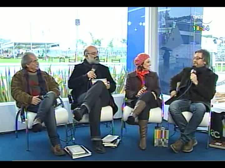 Café TVCOM - Os 120 anos de Graciliano Ramos - Bloco 3 - 24/08/2013