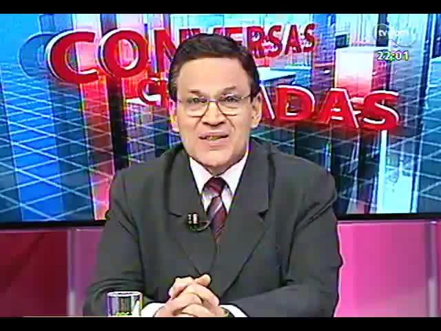 Conversas Cruzadas - Avaliação do trabalho da EGR nas estradas gaúchas - Bloco 1 - 09/10/2013