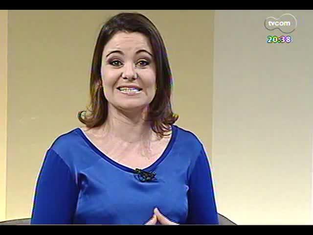 TVCOM Tudo Mais - Bate-papo sobre educação com a professora Tânia Marques