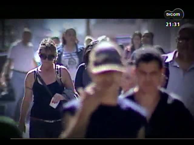 TVCOM Tudo Mais - \'O mundo em Porto Alegre\': conheça a história de um português que transformou a capital em seu lar