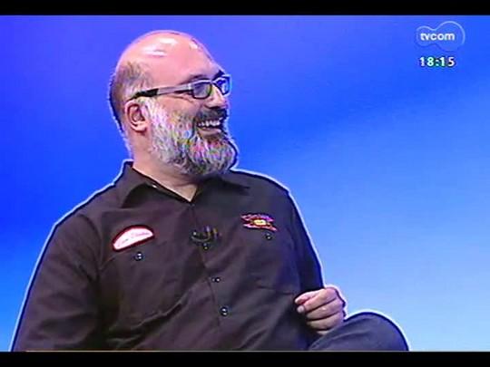 Programa do Roger - Confira um bate-papo com os integrantes da banda Planet Hemp - bloco 3 - 03/12/2013