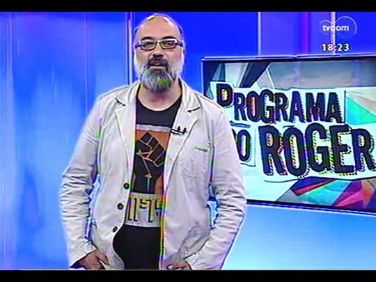 Programa do Roger - Curta um pouco mais do som da banda Cartolas - bloco 4 - 04/12/2013