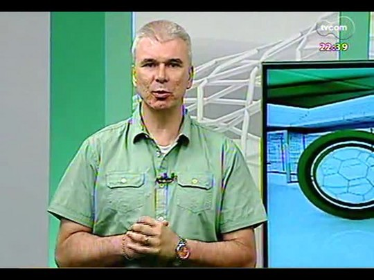 Bate Bola - Repercussão da última rodada do Campeonato Brasileiro 2013 - Bloco 4 - 08/12/2013