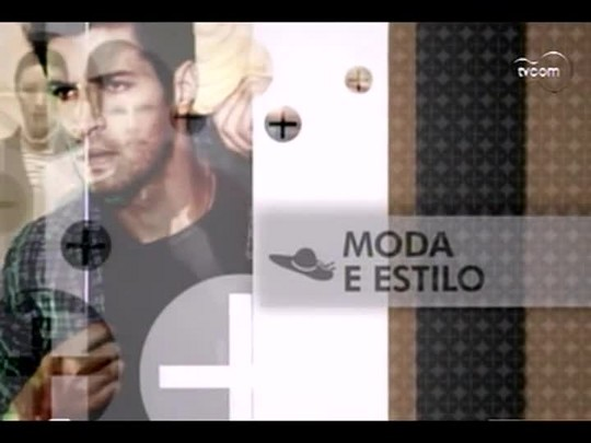 TVCOM Tudo Mais - 4o bloco - Looks para o Réveillon - 30/12/2013