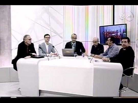 Conversas Cruzadas - 3o bloco - Falta de água - 06/01/2014