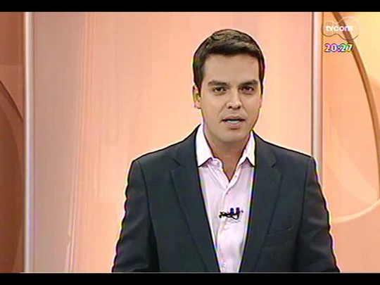 TVCOM 20 Horas - Ministério Público faz vistoria para saber se Beira-rio será liberado para jogo teste - Bloco 3 - 14/02/2014